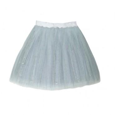 Plisowana spódnica dziewczęca Monnalisa 000592