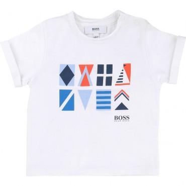 T-shirt HUGO BOSS 000632 - euroyoung.pl