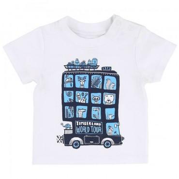 T-shirt dla chłopca, TIMBERLAND 000651, euroyoung.pl