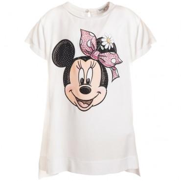 Bluzka dla dziecka z Miki Monnalisa 000706