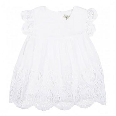 Bluzka TWIN SET 000780 - luksusowe ubrania dla dzieci.