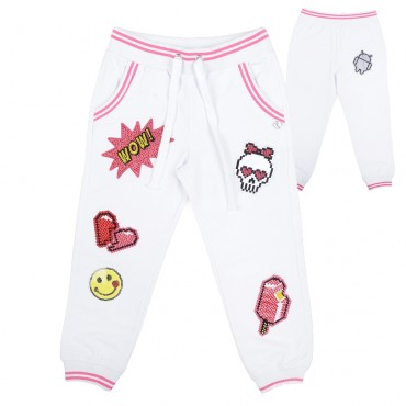Spodnie MISS GRANT 000801 - ekskluzywne ubrania dla dzieci