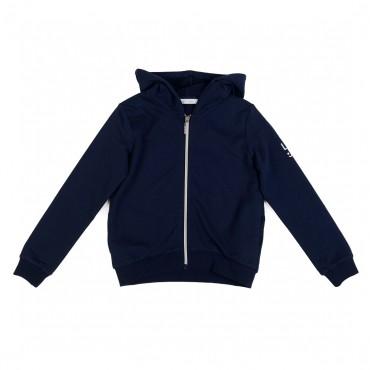 Bluza dla dziewczynki 000819 - markowe ubrania dla dzieci