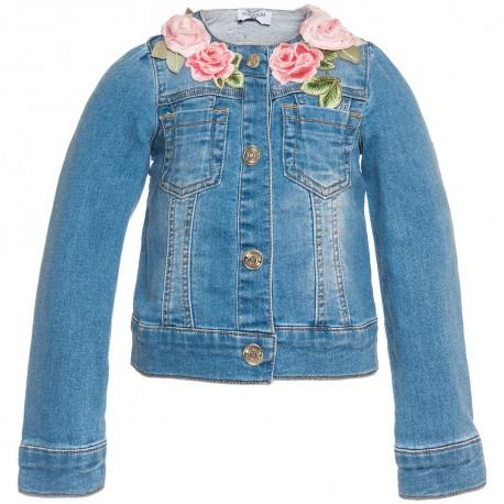 Kurtka z jeansu MONNALISA 000930 A
