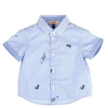 Koszula chłopięca ARMANI BABY 000978