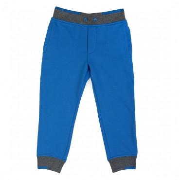 Niebieskie dresy dla chłopców Armani Junior 001003