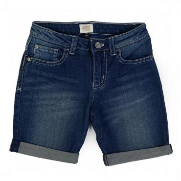 Ekskluzywne ubrania dla dzieci - szorty Armani Junior 001004