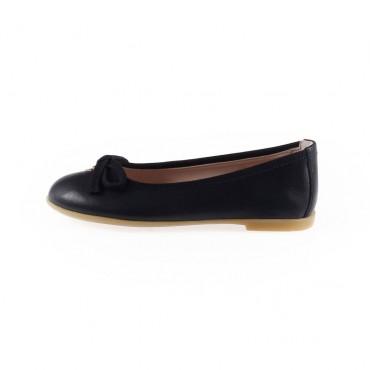 Baleriny czarne Armani Junior 001023 A