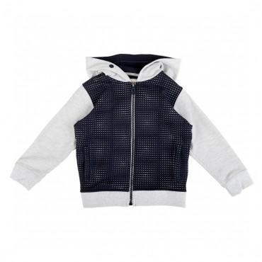 Cienka bluza chłopięca Armani Junior 001047