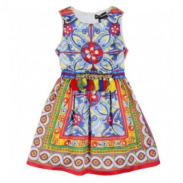 Sukienka barok Paesaggino 001062 A