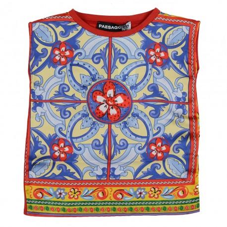 Bluzka dla dziewczynki Paesaggino 001063
