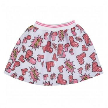 Spódnica dla dziewczynki siatka Miss Grant 001086