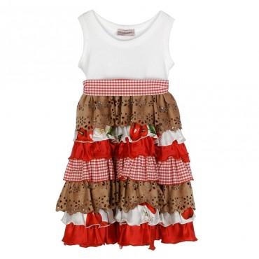 Sukienka Monnalisa 001107
