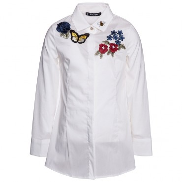 Koszula dziewczęca MONNALISA 001132