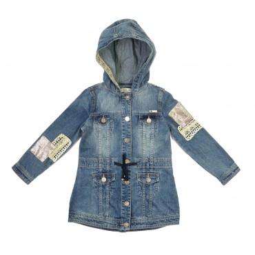 Luksusowa odzież dla dzieci, Parka TWIN SET GS62A1, euroyoung.