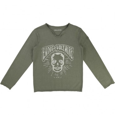 Koszulka chłopięca ZADIG&VOLTAIRE 001148