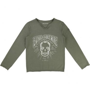 Koszulka ZADIG&VOLTAIRE 001148 - przód
