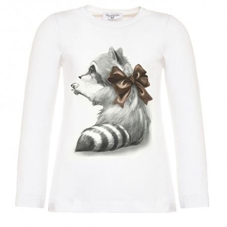 Koszulka dziewczęca Monnalisa  001151