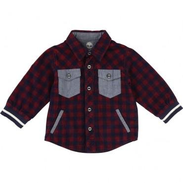 Koszula chłopięca TIMBERLAND 001201