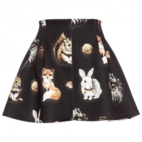 Spódnica dziewczęca MONNALISA 001236