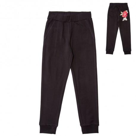 Ekskluzywne spodnie dziewczęce MONNALISA 001245
