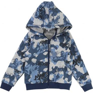 Bluza chłopięca LITTLE MARC JACOBS 001288
