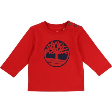 Koszulka chłopięca TIMBERLAND 001140
