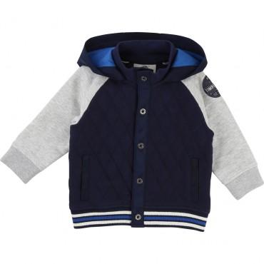 Pikowana bluza niemowlęca Timberland 001290