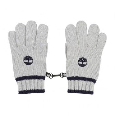 Rękawiczki dziecięce z bawełny Timberland 001298