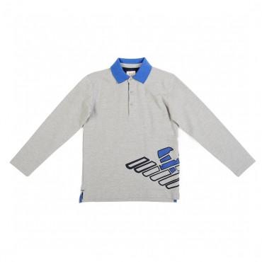 Koszulka polo dla chłopca Armani Junior 001308
