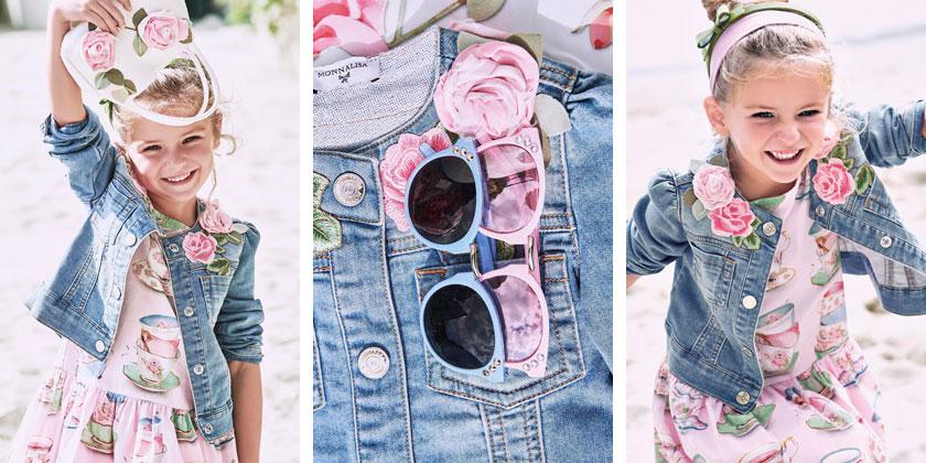 Ekskluzywna odzież dla dzieci, Monnalisa SS17, obraz 4.