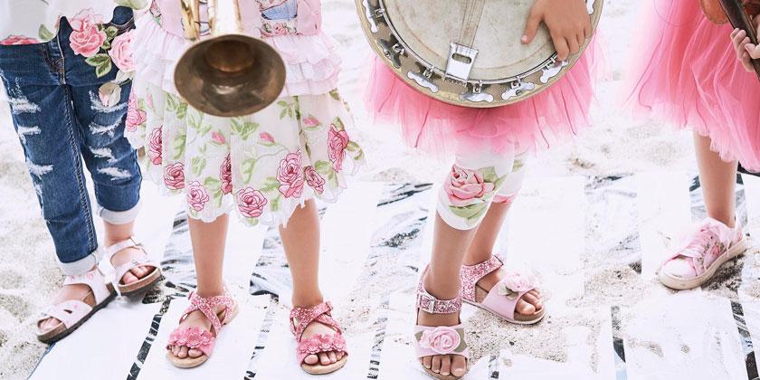 Ekskluzywna odzież dla dziewczynek, Monnalisa SS17, obraz 6.