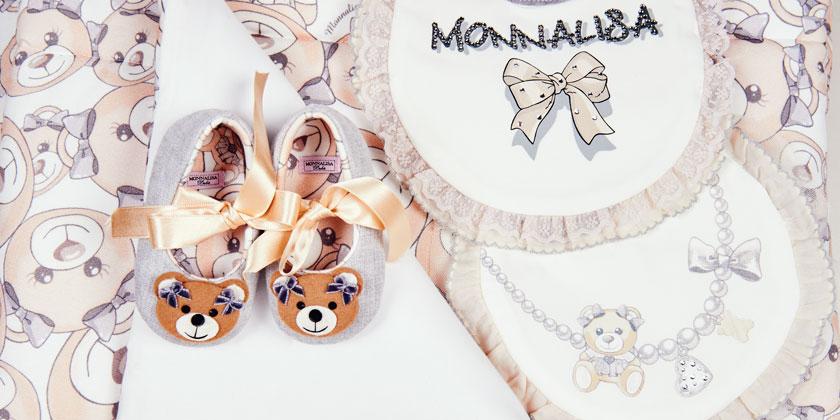 8ba08c4595bf1 Luksusowe ubranka dla dzieci - MONNALISA BEBE