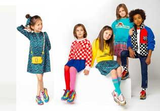ubrania dla dzieci marc jacobs aw2020