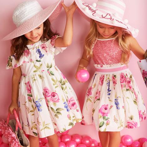 5d0431595a ekskluzywne ubrania dziewczęce MONNALISA