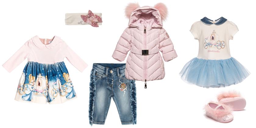 luksusowe ubranka dla niemowląt