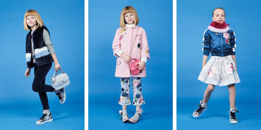 Firmowe ubrania dla dzieci MONNALISA.