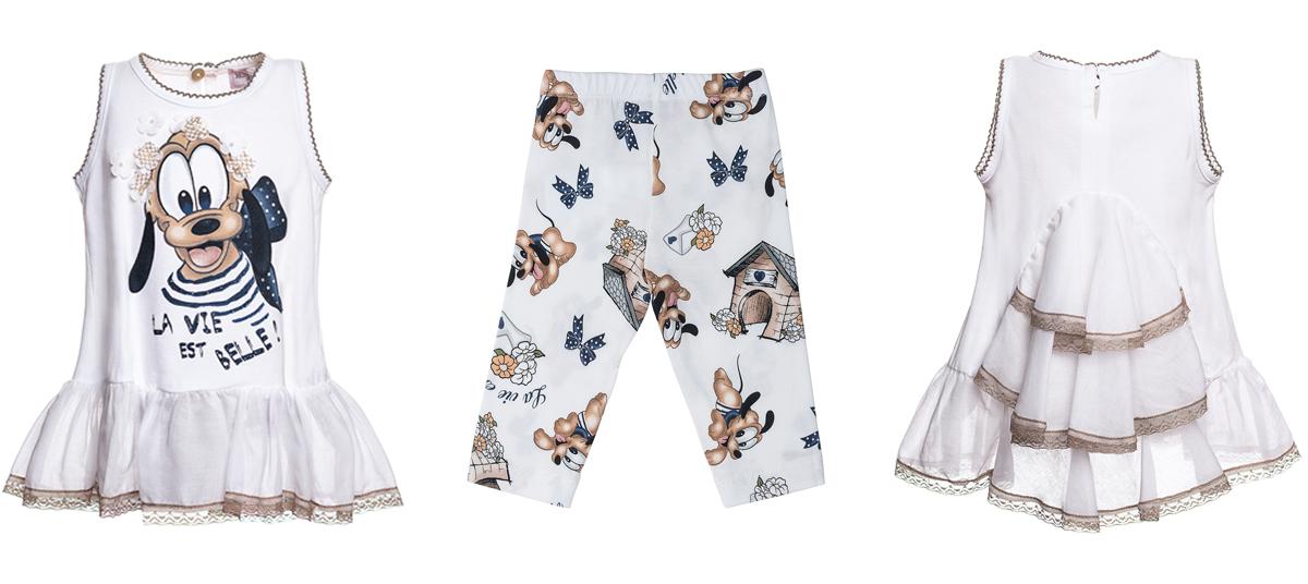 301d19d2dba42c Luksusowe ubranka dla dzieci - MONNALISA BEBE, cz. I