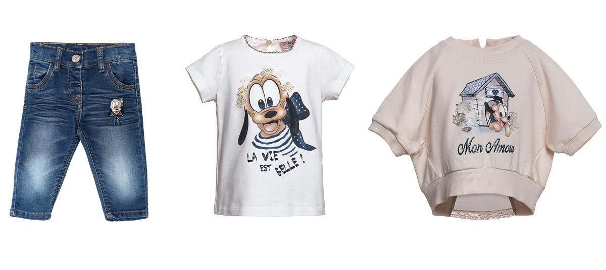 118b260556d18c Luksusowe ubranka dla dzieci - MONNALISA BEBE, cz. I