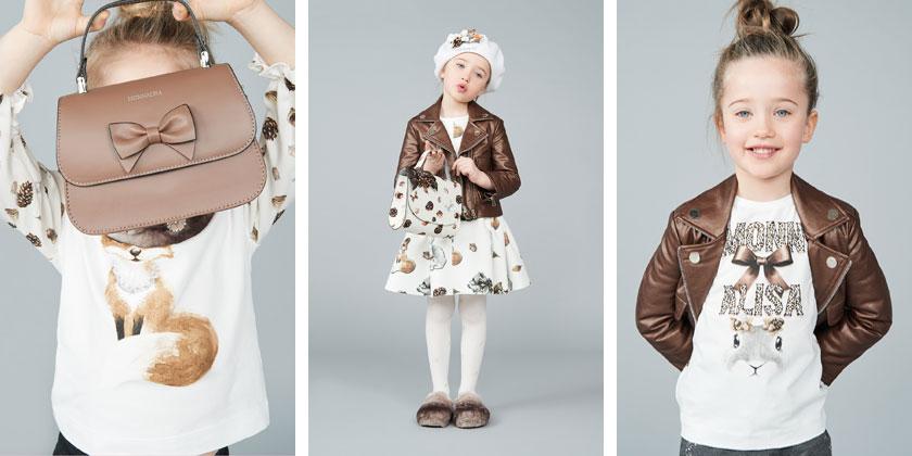 zimowa odzież dla dzieci, monnalisa