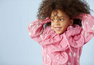 Ekskluzywne ubrania dla dzieci.