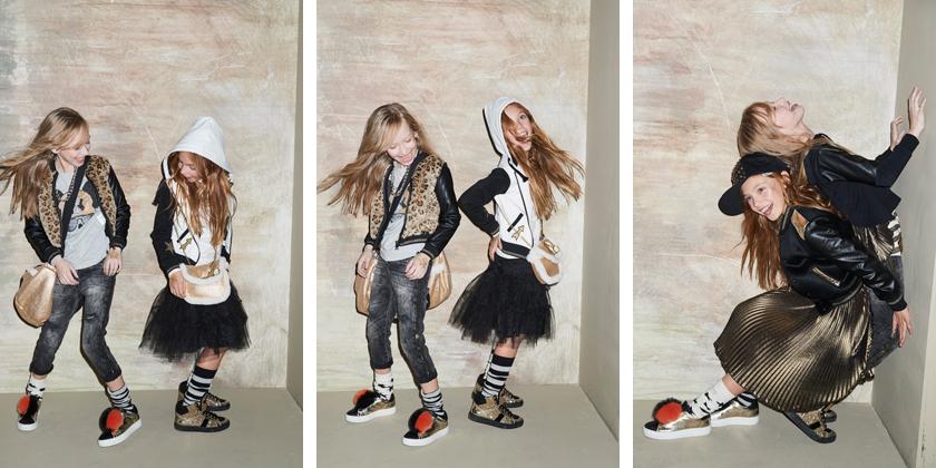 modne ubrania dziewczęce