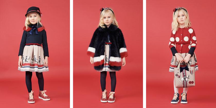 markowe ubranka dla dzieci do jazdy konnej